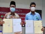 Mou dan MoA SMK Muhammadiyah 3 Terpadu Pekanbaru dengan Fakultas Teknik Universitas Riau