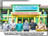 PROSES MENUJU 'PERNIKAHAN' SMK MUHAMMADIYAH 3 TERPADU PEKANBARU DENGAN SUZUKI INDONESIA
